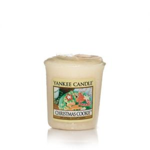 Yankee Candle Sampler Votive Christmas Cookie