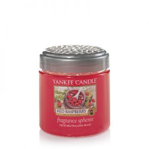 Yankee Candle Fragrance Spheres Red Raspberry